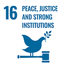 Pease, Justice And Strong Institutions - Clean Water And Sanitation