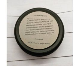 Arnica Menthol Natural Pain Relief Salve Balm