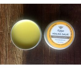 Skin restoring Salve - 100% Natural nourishing herbal Salve for damaged or sensitized skin