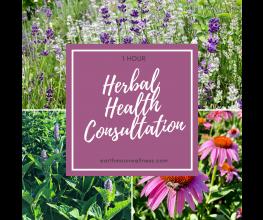 Herbal Health Consultation [VIRTUAL]