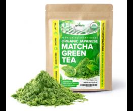 Organic Japanese Matcha Green Tea Powder