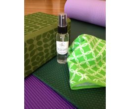 Yoga Mat Cleaner - also great for counter-tops, car dashboards, etc.