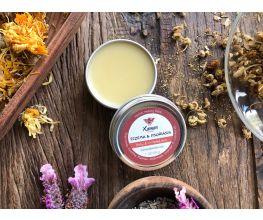 Eczema & Psoriasis organic herbal healing salve