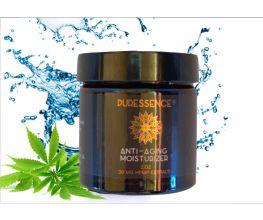 PurEssence CBD + Collagen Anti-aging Moisturizer
