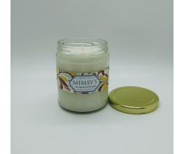 9 Ounce Straight Sided Jar Candle