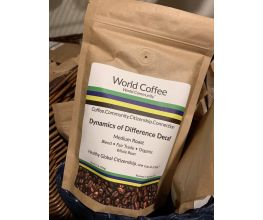 Dynamics of Difference Decaf - 8 oz, Half Pound
