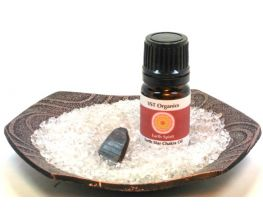 Earth Star Chakra Oil - Earth Spirit