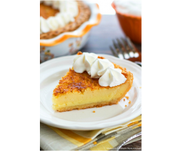 Whole Buttermilk Pie