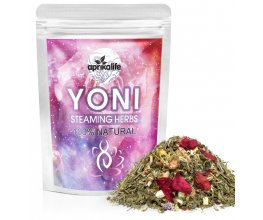 Yoni Steaming Highest Quality Herbs (4oz / 6 steams) - Natural V Detox and Cleanse - Feminine Wellness & Health - Yoni Detox Vaginal Care